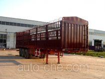恩信事业牌HEX9400CLXY型仓栅式半挂车