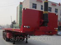 Enxin Shiye HEX9400ZZXP flatbed dump trailer