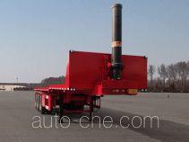 Enxin Shiye HEX9400ZZXPE flatbed dump trailer