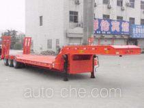 恩信事业牌HEX9401TDP型低平板运输半挂车