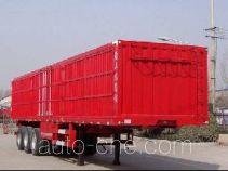 恩信事业牌HEX9401XXY型厢式运输半挂车