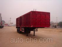 恩信事业牌HEX9402XXY型厢式半挂车