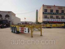 Enxin Shiye HEX9404TJZG container transport trailer