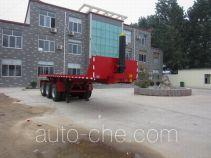 Enxin Shiye HEX9404ZZXP flatbed dump trailer