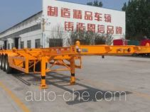 Enxin Shiye HEX9405TJZG container transport trailer