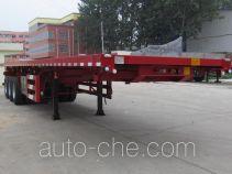 Enxin Shiye HEX9405ZZXP flatbed dump trailer