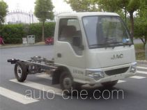 JAC HFC1020PW4E3B3DV truck chassis