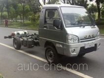 JAC HFC1020PW6T1B7D dual-fuel truck chassis