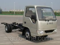 JAC HFC1042PW4K1B3 truck chassis