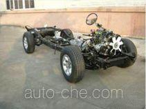 JAC HFC1037K4RFL pickup truck chassis
