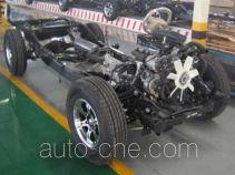 JAC HFC1027KF1A шасси легкого грузовика
