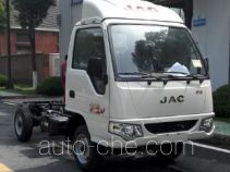 JAC HFC1030PW4E1B1D truck chassis