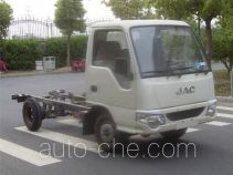 JAC HFC1030PW4E1B3D truck chassis
