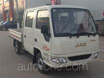 JAC HFC1030RW4E1B4D cargo truck