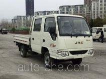 JAC HFC1030RW4T1B4DV cargo truck