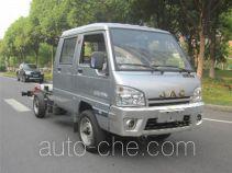 江淮牌HFC1020RW6T1B7DV型两用燃料载货汽车底盘