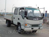 JAC HFC1033R93K1C2 cargo truck