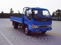 JAC HFC1034P91K1C2 cargo truck