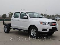 JAC HFC1037D1KF pickup truck chassis