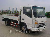 JAC HFC1040P73K3B4 cargo truck