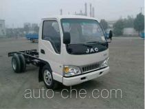 JAC HFC1040P83K1B2 truck chassis