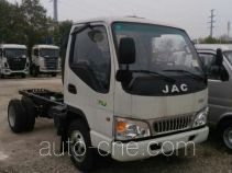 JAC HFC1040P83K2B4 truck chassis
