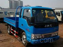 JAC HFC1040P93K4B4 cargo truck