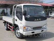JAC HFC1040P93K8B4 cargo truck