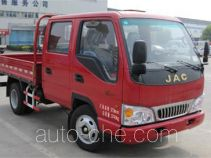 JAC HFC1040R93K6B4 cargo truck