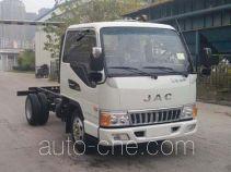 JAC HFC5041XXYP93K5C2V van truck chassis
