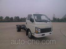 JAC HFC1041PV3K2C1V truck chassis