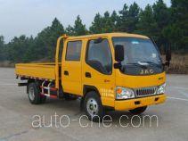 JAC HFC1041R83K2C3 cargo truck