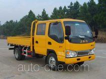 JAC HFC1041R93K5C2 cargo truck