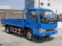 JAC HFC1043P91K5C2 cargo truck