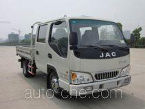 JAC HFC1045R92K3C2 cargo truck