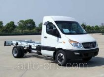 JAC HFC1049K1HV truck chassis