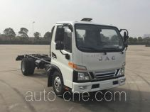 JAC HFC1051P52K1C2V truck chassis