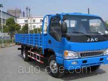 JAC HFC1081P91K2C5 cargo truck