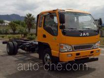 江淮牌HFC1101P91K1D4VZ型载货汽车底盘