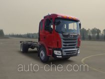 JAC HFC5121XXYP3K1A50S3V van truck chassis