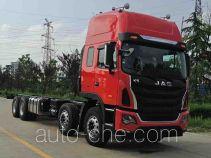 江淮牌HFC1311P12K6H45S2V型载货汽车底盘