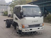 JAC HFC2041P93K1C2 off-road truck chassis
