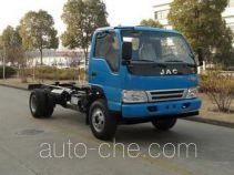 JAC HFC2046K1PLZ off-road dump truck chassis