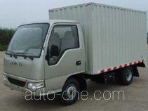 JAC Wuye HFC2310X6 low-speed cargo van truck