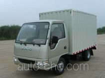 JAC Wuye HFC2310X6 low-speed cargo van truck