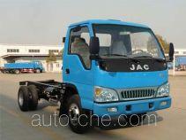 JAC HFC3076P92K2C8V dump truck chassis
