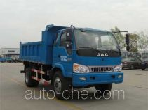 江淮牌HFC3100P91K1C7V型自卸汽车