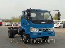 JAC HFC3040P91K1C7V dump truck chassis