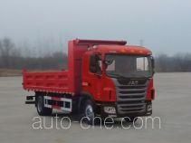 江淮牌HFC3161P3K1A38S3V型自卸汽车