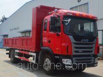 江淮牌HFC3161P3K1A50S3V型自卸汽车